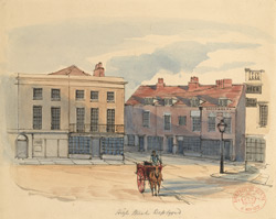 Deptford High Street, c.1841
